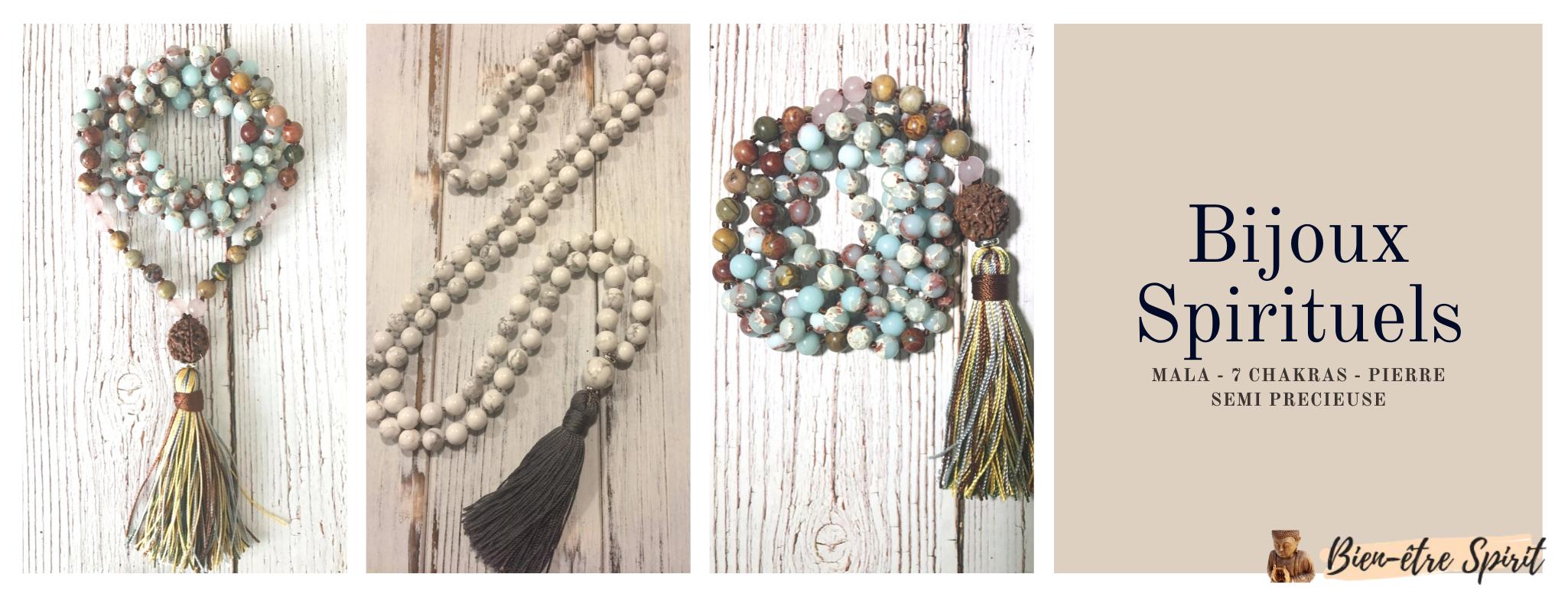 Boutique de bijou spirituel